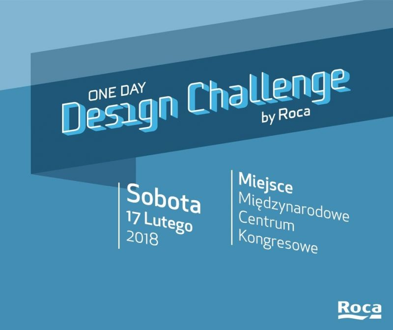 Roca partnerem 4 DESIGN DAYS 2018